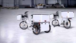 Bike und Trike Lagerhalle