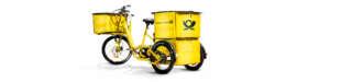 Pedelec Trike Deutsche Post Studio