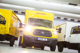 WORK XL DHL Front
